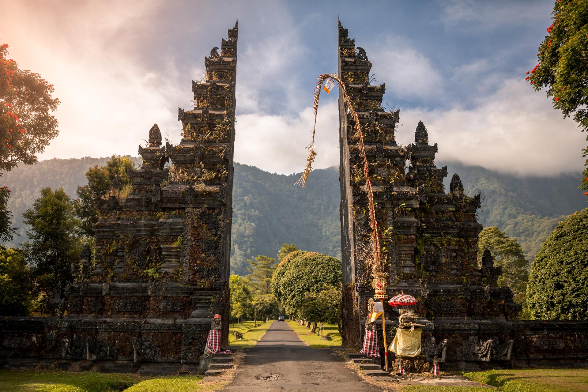 Handara Iconic Gate